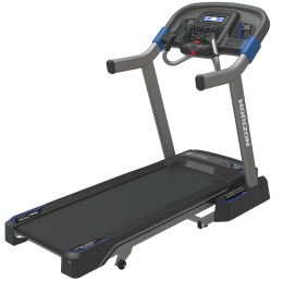 Horizon Fitness 7.0 AT Treadmill Steel Frame with 3.0 CHP Motor, 20 x 60 inch running deck ,15% incline capabililty, 0-12 mile per hour speeds, and fitness app