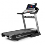 Side angle view of the Nordictrack 2950 treadmill
