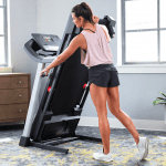ProForm Carbon T7 Treadmill Folded